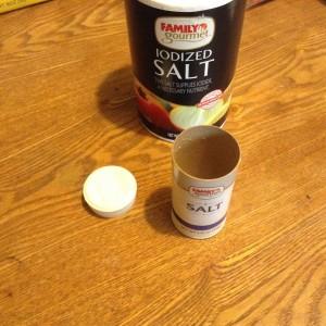 redneck salt shaker